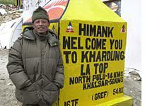 Gurkha soldiers spend three months at 18,000 feet