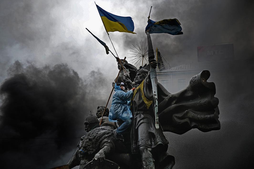 Feb. 20, 2014: Kiev, Ukraine