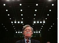 U.S. Ambassador to the United Nations John Bolton. Click image to expand.
