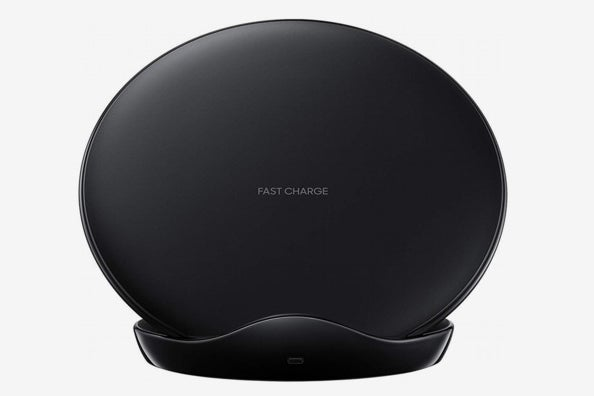 Samsung Qi-Certified Fast Charge Wireless Charger Stand.