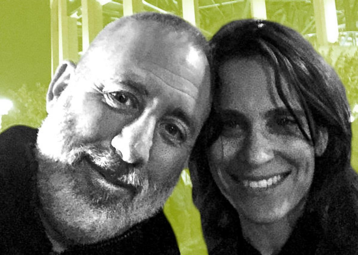 Brian and Amy Koppelman.