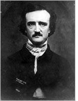 Edgar Allan Poe. Click image to expand.