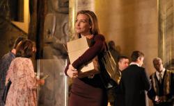 Piper Perabo as Annie Walker in Covert Affairs.