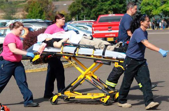 Shooting Umpqua Community College Oregon