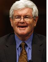 Newt Gingrich. Click image to expand.