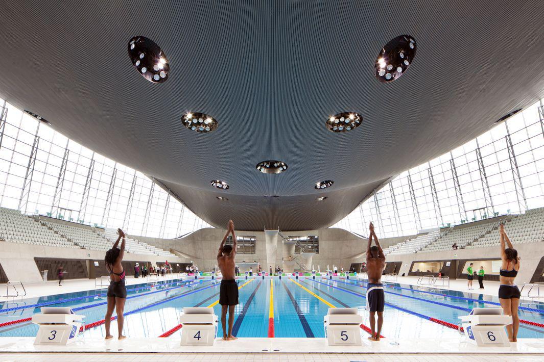 01. London Aquatics Centre_photo Luke Hayes
