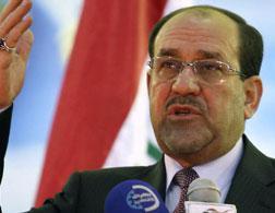 Nuri al-Maliki. Click image to expand.