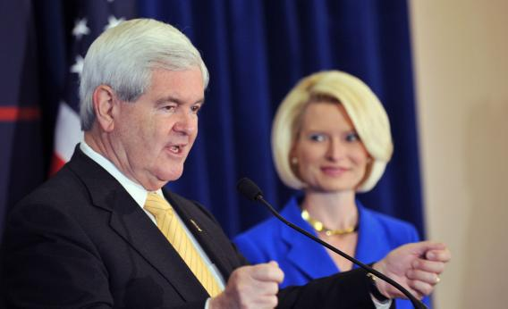 New Gingrich.