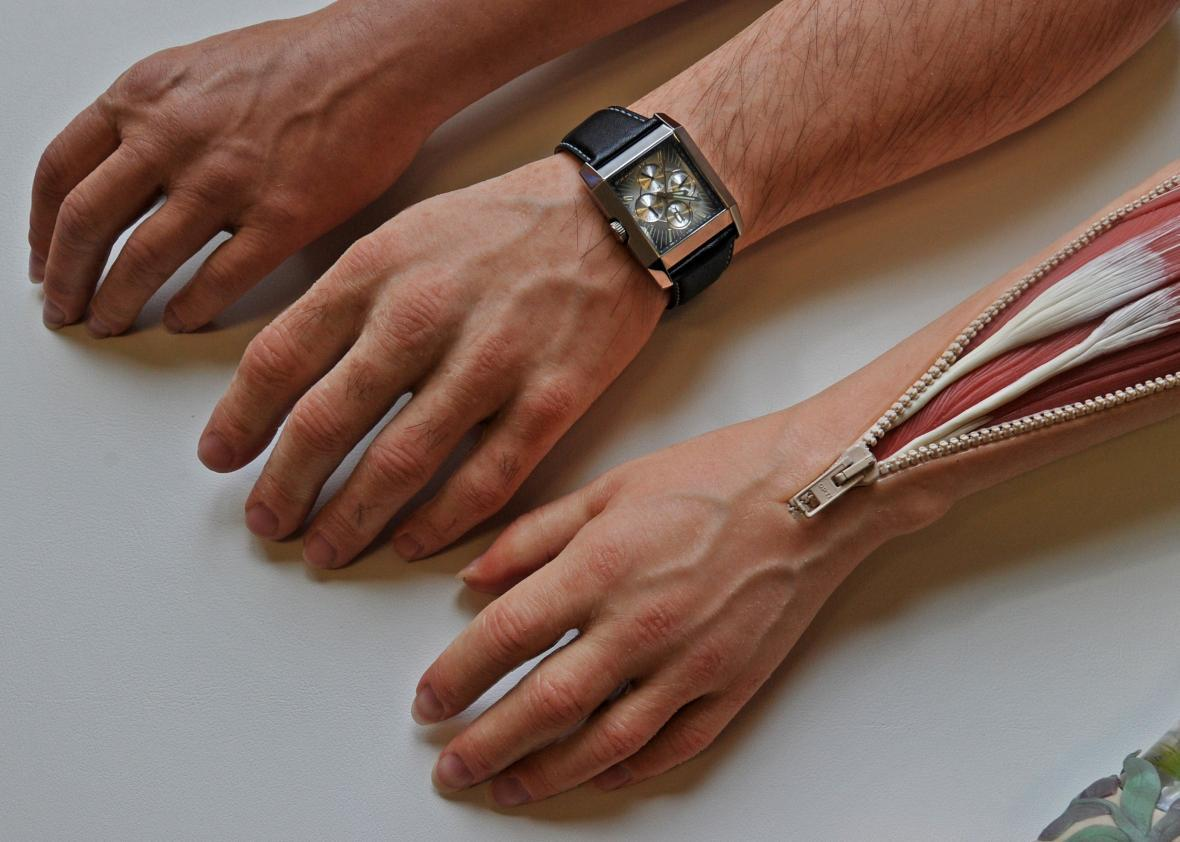 Artificial skin: Stanford University researchers use smart materials, sensors to mimic touch for prosthetics.
