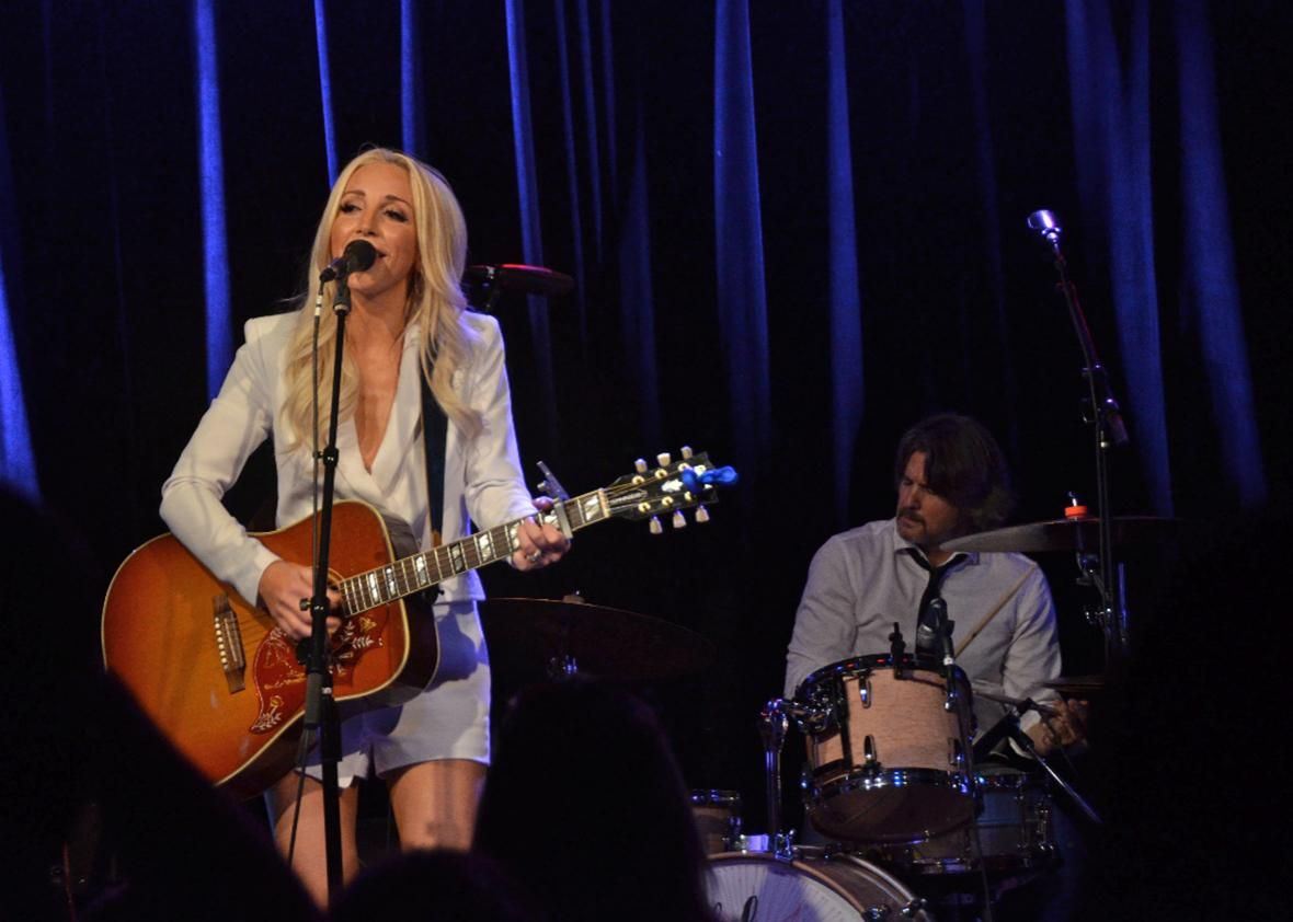 Ashley Monroe live at 3rd & Lindsley in Nashville, June 9.