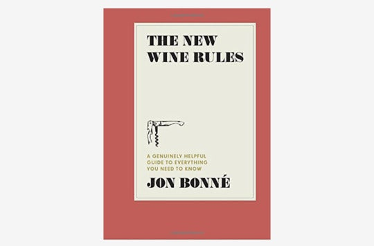 The New Wine Rules book.