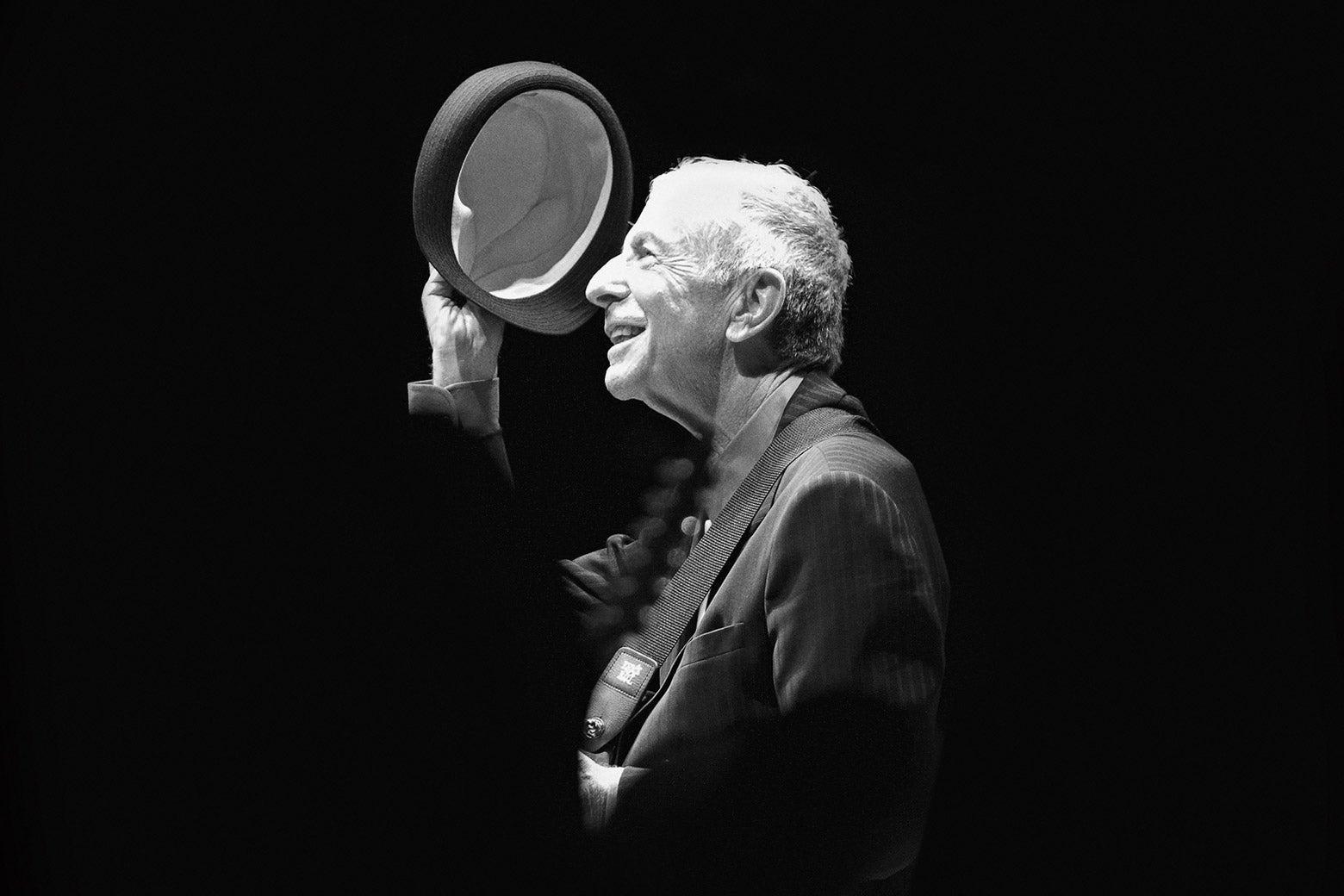 "Saying ""Hallelujah"" for Leonard Cohen"