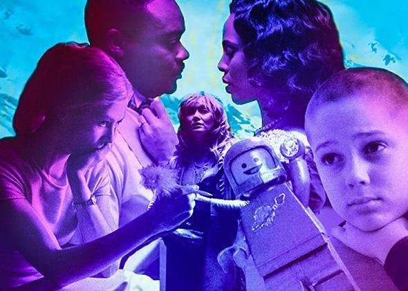 Gone Girl, Selma, The Babadook, The Lego Movie, and Boyhood