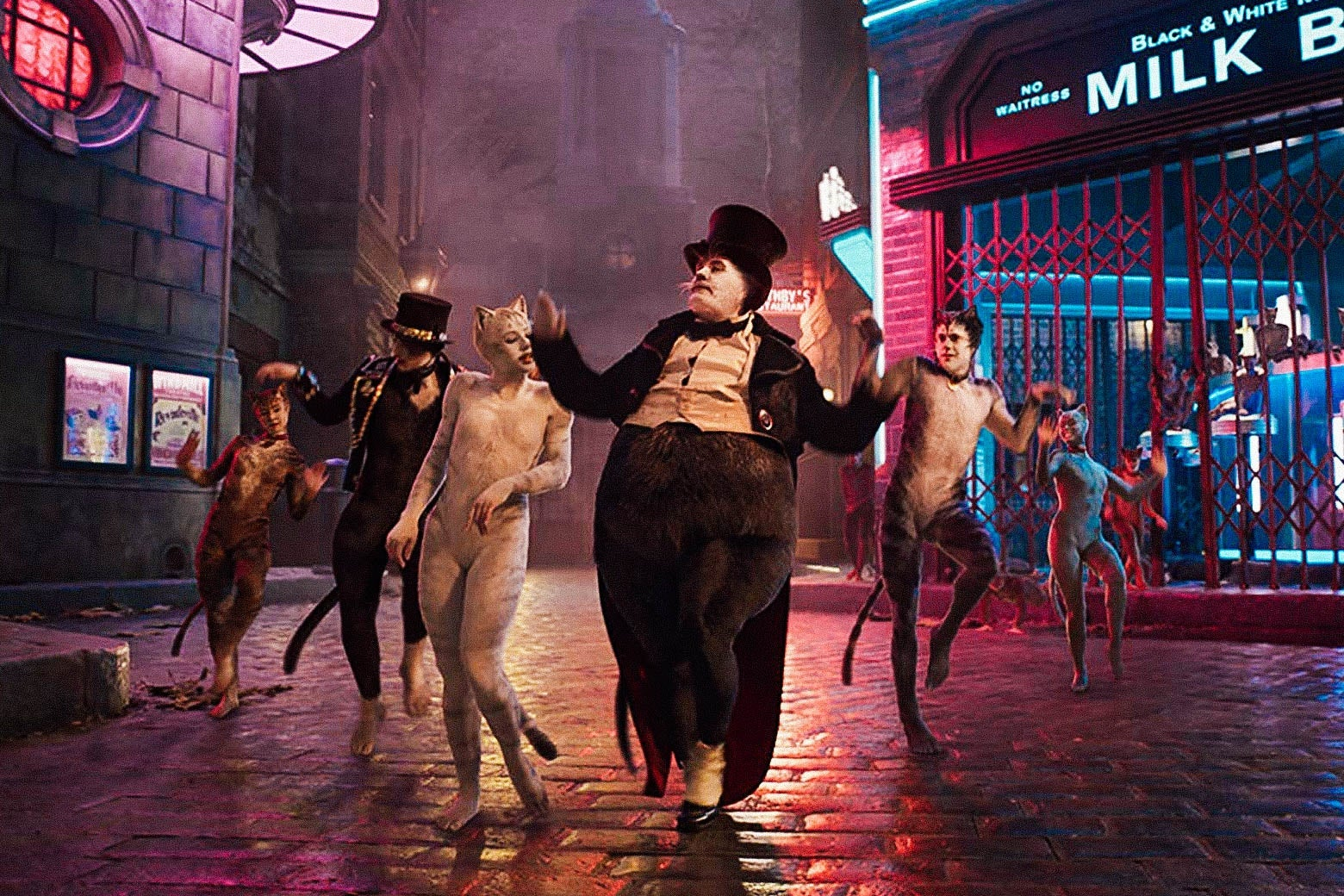 Cats movie review The new adaptation of the musical is a