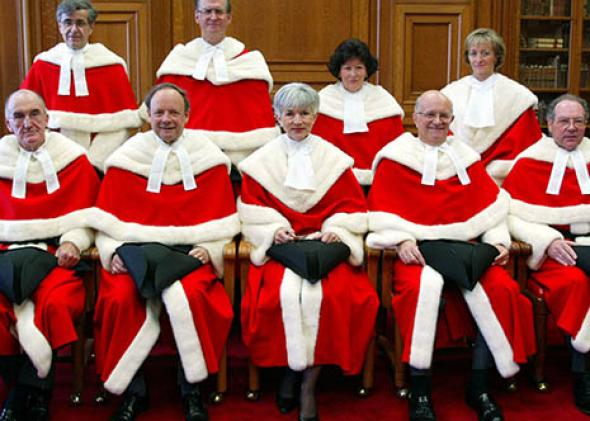 Canadian Supreme Court.