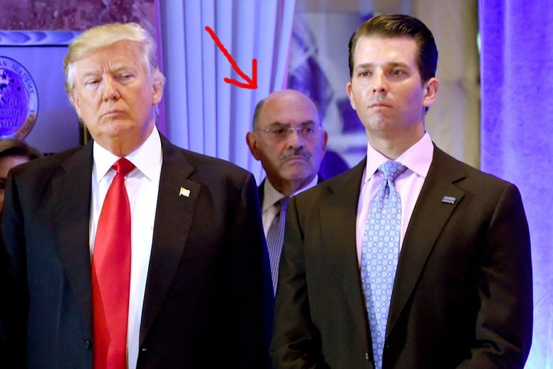 The Trump Organization�s CFO Got Indicted, but No One Knows if the Big Man Himself Is Next