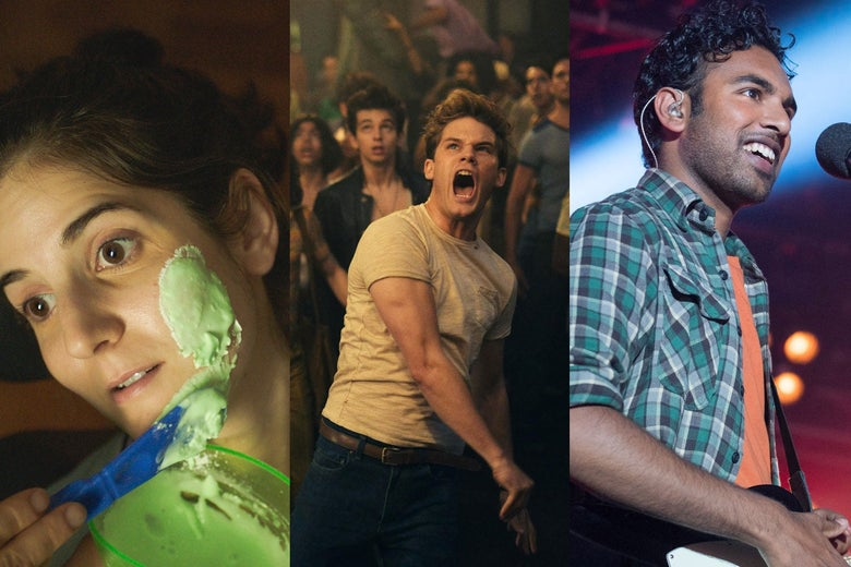 Ana Fabrega in HBO's Los Espookys, the 2015 movie Stonewall, and the new movie Yesterday.