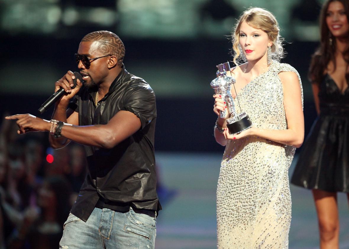 Kanye West, critic.