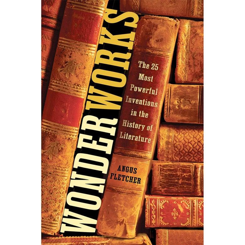 Wonderworks book cover.