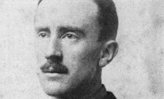 J. R. R. Tolkein.