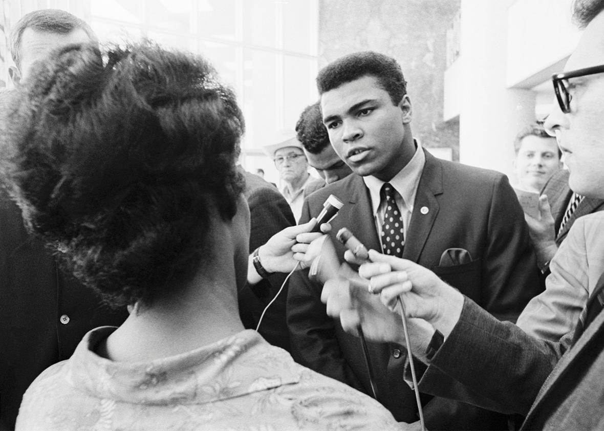 "Did Muhammad Ali ever say ""No Viet Cong ever called me nigger""?"