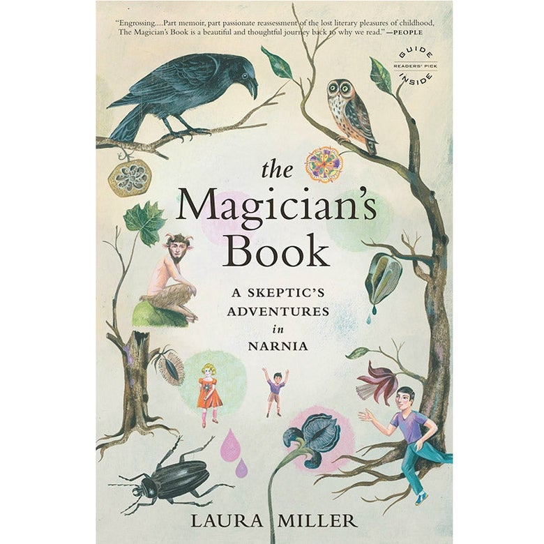 The Magician's Book cover