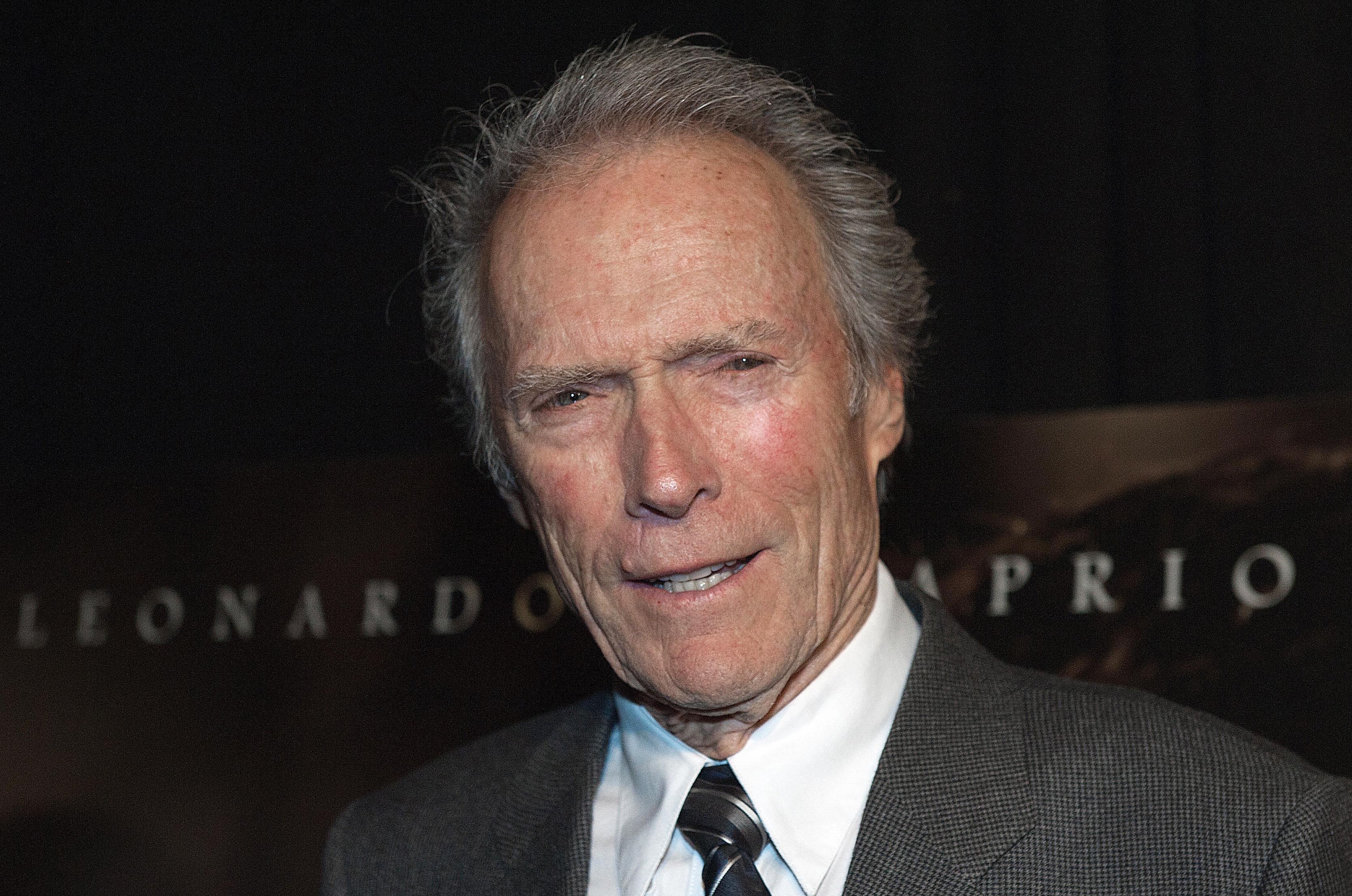 Clint Eastwood, November 8, 2011.