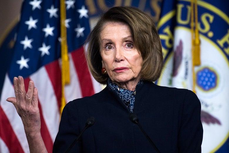 Nancy Pelosi will be speaker again, but she didn't exactly ...