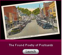 Click here to read a slide-show essay about postcards.