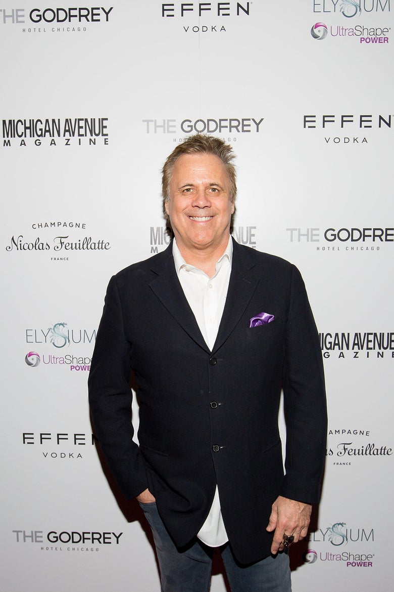 Richard Roeper attends a Michigan Avenue Magazine event in February, 2017.