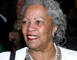 Toni Morrison. Click image to expand.