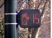 Salt Lake's new walk signal