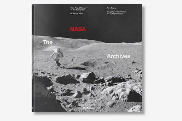 The NASA Archives: 60 Years in Space book