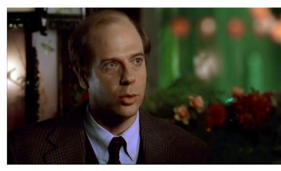 Werner Brandes, Stephen Tobolowsky's character in the 1992 film Sneakers