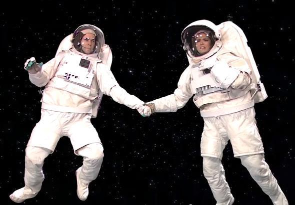 SNL skit about NASA
