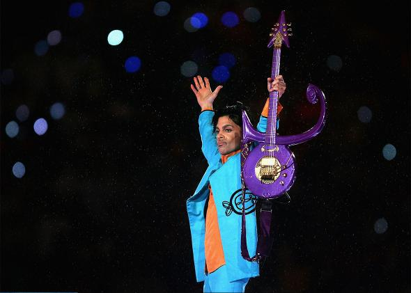 Prince Super Bowl