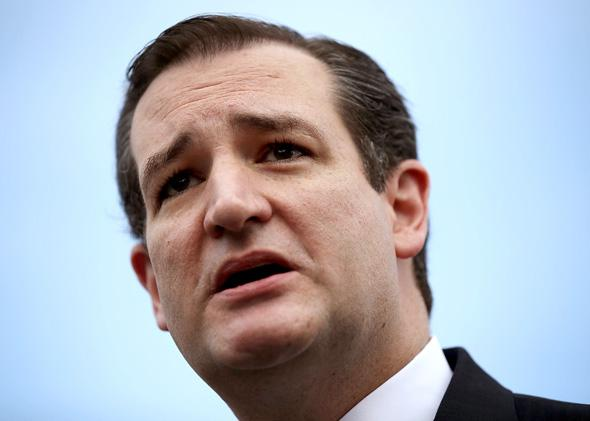 U.S. Sen. Ted Cruz (R-TX)