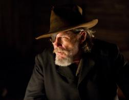 Jeff Bridges as Rooster Cogburn in True Grit. Click image to expand.