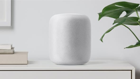 Apple's answer to the Amazon Echo is the $349 HomePod smart