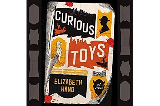 Audiobook cover of Curious Toys.
