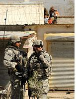 U.S. soldiers in Kabul . Click image to expand.