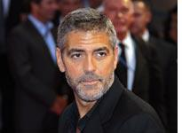George Clooney. Click image to expand.