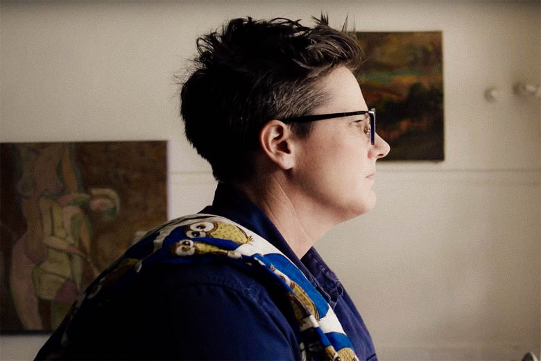 Hannah Gadsby's Netflix special Nanette is powerful anti-comedy