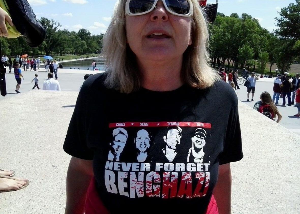 benghazi protester