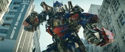 Still from film Transformers.