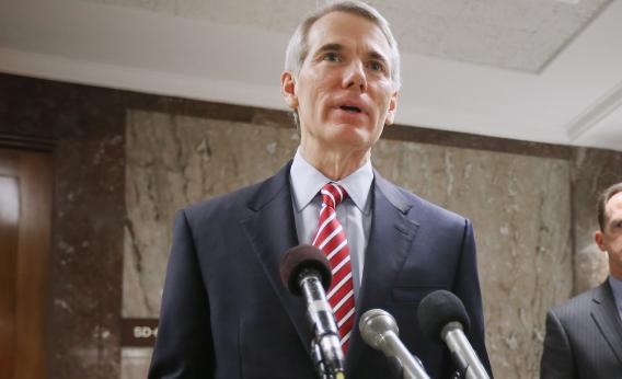 Sen. Rob Portman surprised many in his party with his reversal on gay marriage.
