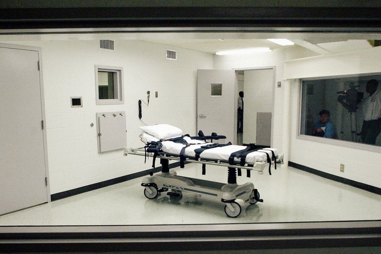 Alabama Tortured A Death Row Inmate During A Botched