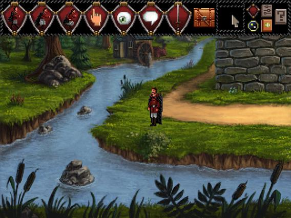 Quest of Infamy was funded through Kickstarter