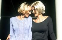 A scene from Mulholland Drive
