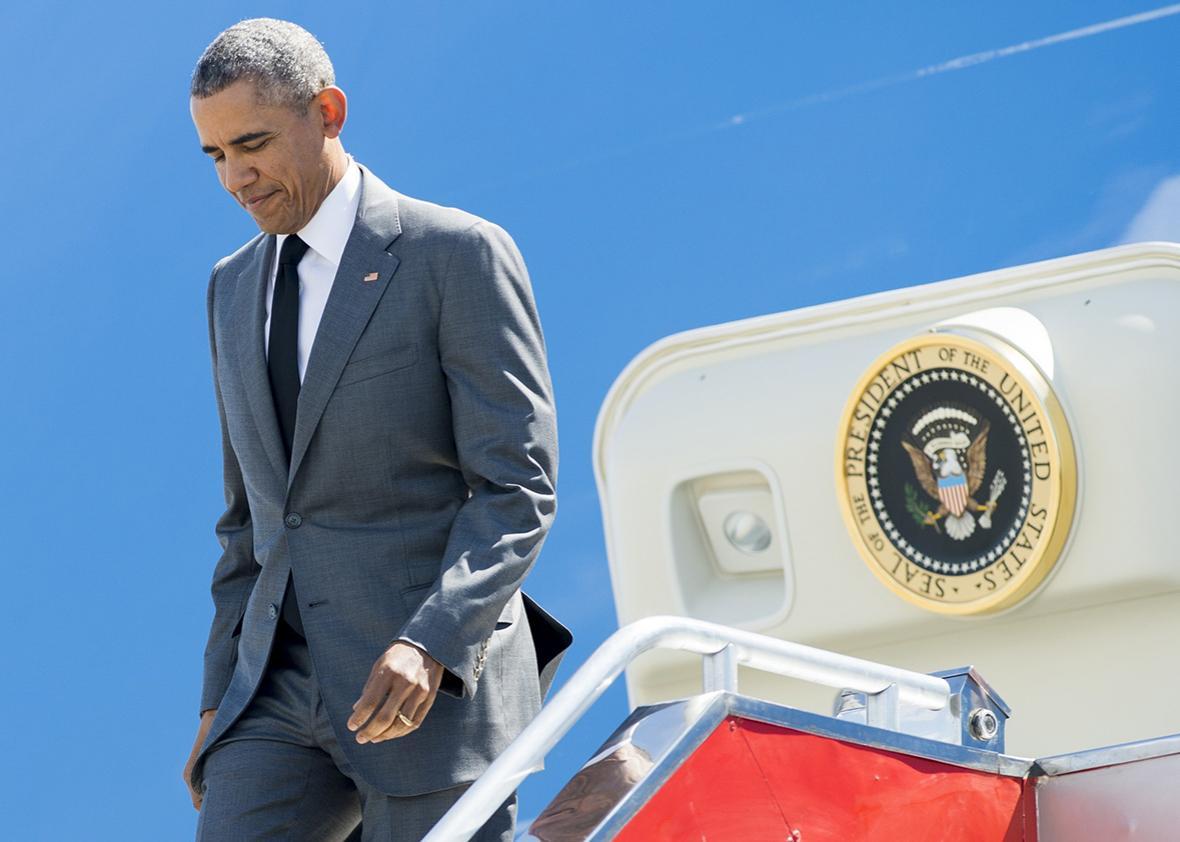 Obama exceptionalism.